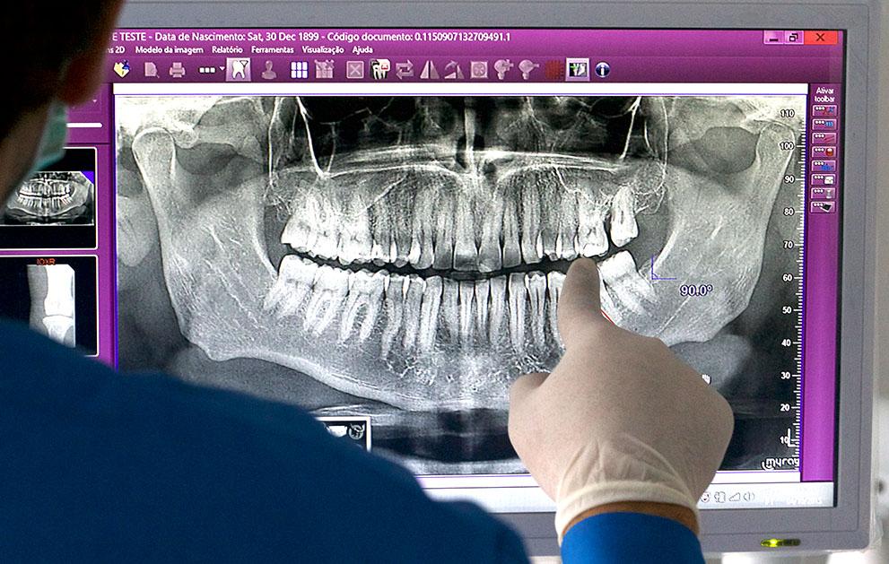 Tecnologia Avançada. Clínica São Dente